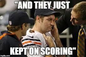 Bears Packers Meme - culter is terrible hilarious nfl memes pinterest nfl memes