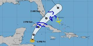 potential tropical cyclone 18 forms in the caribbean highly