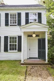 a colonial house in bellport with uncommon style from french
