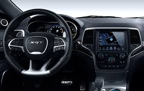 Jeep Grand Cherokee Srt Interior Jeep Grand Cherokee Srt