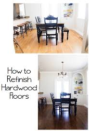 Diy Hardwood Floor Refinishing Diy Wood Floor Refinishing How To Refinish Wood Floors 11 Cool