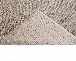 loop rugs wool rugs ivory grey colour handmade in india large and small