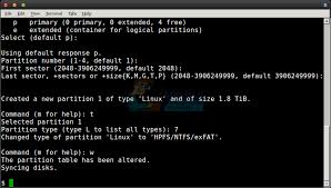 format exfat partition ubuntu how to format a drive as exfat on linux appuals com