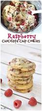 Best 25 Raspberry White Chocolate Cookies Ideas On