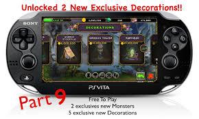 ps vita my singing part 9 unlocked 2 exclusive decorations