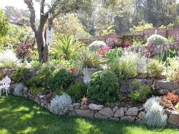 small landscaping ideas retaining wall hillside for garden