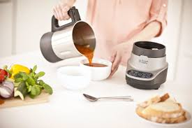 Soupe Au Blender Chauffant Notre Test Complet Du Russell Hobbs Soup U0026 Blend