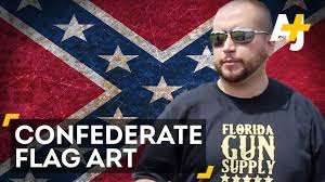 Cool Confederate Flag Pics George Zimmerman Is Selling Confederate Flag Art At Muslim Free