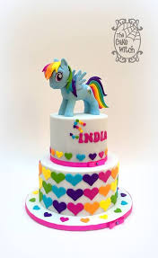 my pony cake ideas the cake witch rainbow my pony rainbow cakes