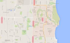 Uw Milwaukee Map What U0027s The Deal With South Milwaukee U0027s Addresses And Street Names
