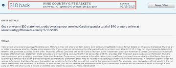 Country Gift Baskets Several New Amex Offers 1 800 Petmeds Allen Edmonds Bliss World