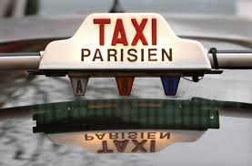 Taxi Parisien January 29 2008