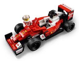 lego speed champions mclaren lego speed champions scuderia ferrari sf16 h 75879 toy at