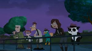 image a moment at niagara falls jpg phineas and ferb wiki