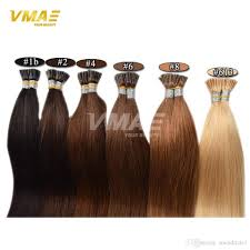 Pre Bonded Human Hair Extensions Uk by I Stick Tip Extensions Tip Hair Extension Tangle Free Silky Soft