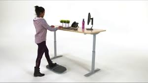 anti fatigue mat for standing desk gaiam evolve balance board for standing desk alternative to