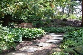 Landscaping Ideas For A Sloped Backyard by And Pictures For Very Beautiful Sloped Front Garden Amys Office