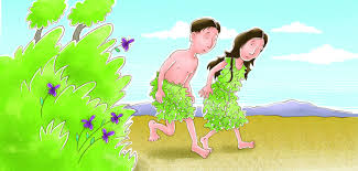 children u0027s message adam and eve hide from god