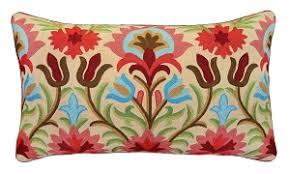 decorative petit point needlepoint hooked pillows michaelian home