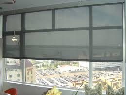 motorized window shades 2017 grasscloth wallpaper