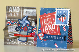 handmade patriotic cards pebbles inc