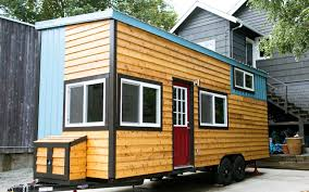 Tiny Homes For Sale In Michigan by Shannon U0027s Custom Tiny Home On Wheels