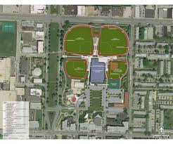 Umkc Campus Map Populous Designed Kansas City Mlb Urban Youth Academy Breaks