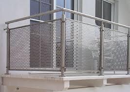 balkon lochblech gl002982 balkon lochblech1