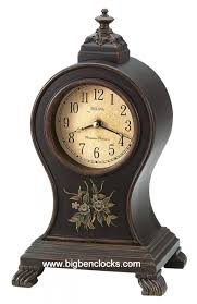 home decor fabulous bulova mantel clock for living room fireplace