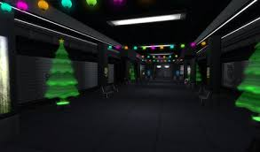 second marketplace hologram tree