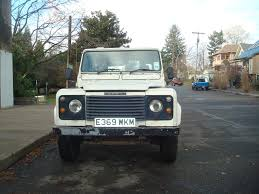 1988 land rover defender 90 turbo diesel csw zombie motors