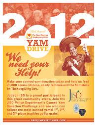 jimenez yam drive contest jblog