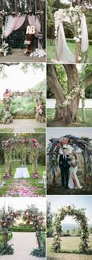 wedding arches on a budget awesome 48 outdoor wedding decor ideas on a budget https