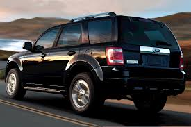 Ford Escape Black - 2012 ford escape information and photos zombiedrive