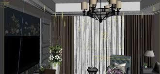 100 livingroom restaurant panoramic modern style living