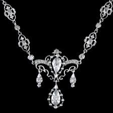 antique sterling silver necklace images Antique silver necklaces the uk 39 s premier antiques portal jpg