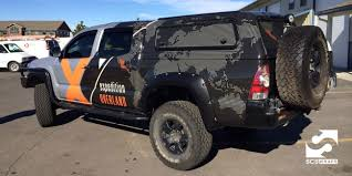 Ford Camo Truck Wraps - expedition overland vehicle wraps scs wraps