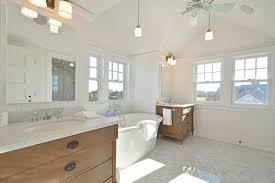 Bathroom Ceilings Vaulted Bathroom Ceiling Lighting Interiordesignew Com