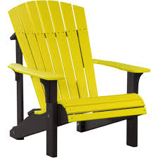 Polywood Long Island Recycled Plastic Luxcraft Deluxe Recycled Plastic Adirondack Chair Plastic