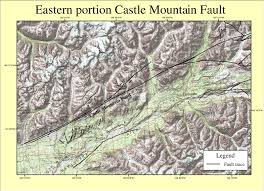 Wasilla Alaska Map by Gis Coverages Of The Castle Mountain Fault South Central Alaska