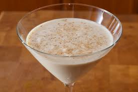 eggnog martini recipe let u0027s make something awesome u203a aged eggnog cocktail