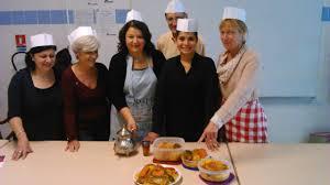 cours de cuisine herault actions culturelles et sportives association d orient
