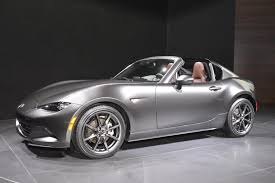 mazda sports car 2017 mazda mx 5 miata rf preview