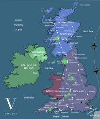 Dover England Map by Best Of The Uk Volant Travel