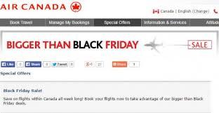 air canada black friday seat sale book by dec 1 calgary deals