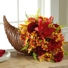 harvest cornucopia florist the ftd fall harvest cornucopia by better homes and