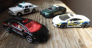 matchbox cars police cars of the world jimholroyd diecast collector