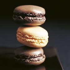 cours de cuisine macarons cours de pâtisserie duo macarons vanille chocolat