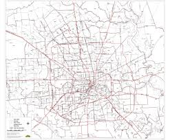 Zip Code Maps by Houston Zip Codes List And Map