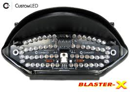 honda 919 2002 2007 honda 599 919 blaster x integrated tail light custom led